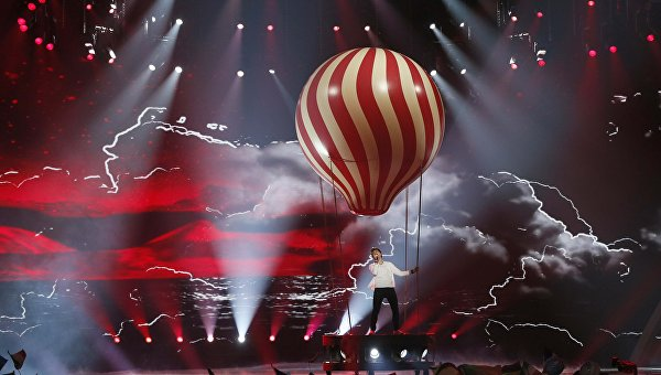 Евровидение-2017. Архивное фото