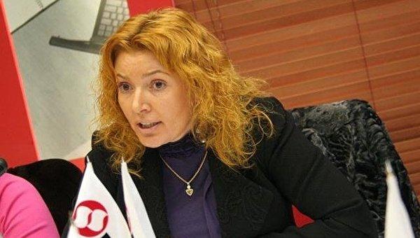 Судья Высшего хозяйственного суда Украины Мальвина Данилова