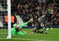 Матч чемпионата Англии по футболу Вест Бромвич Альбион - Челси