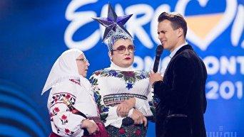 Генеральная репетиция финала Евровидения-2017 в Киеве