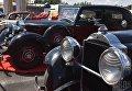 Фестиваль ретроавтомобилей Запорожские врата