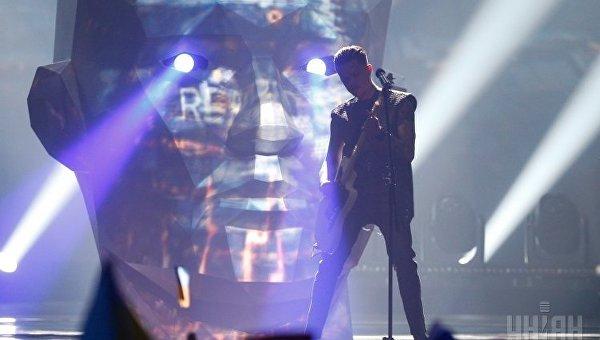 Выступление О.Torvald в финале Евровидения-2017