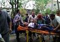 В Каменском таксисту прострелили ноги из-за отказа ответить на Слава Украине