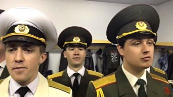 Хор Русской Армии - Девочка моя (Ноггано, Баста)