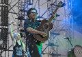 Концерт Земфиры и ДДТ в Уфе