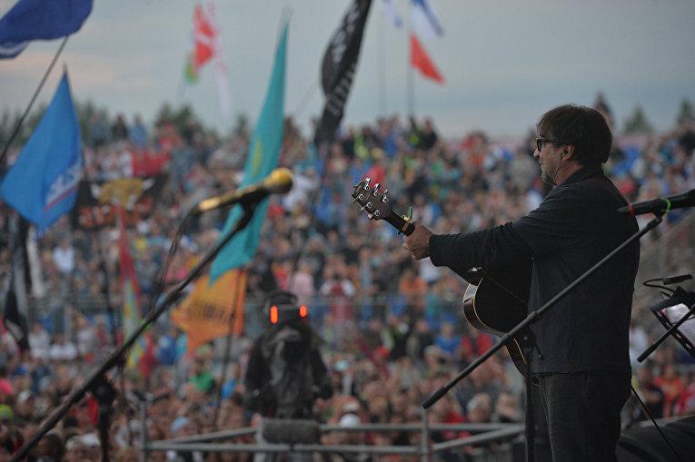 Фестиваль Нашествие 2014