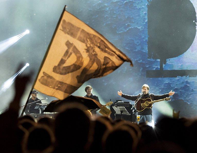 Открытие кинофестиваля Послание к человеку в Санкт-Петерубрге