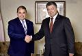Президент Украины со спикером парламента Мальты