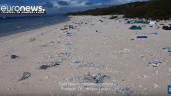 Найден самый грязный остров в мире