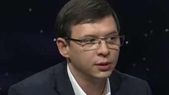 Евгений Мураев о запрете российских сайтов. Видео