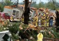 Последствия торнадо в американских Висконсине и Оклахоме: 2 погибших, десятки пострадавших.