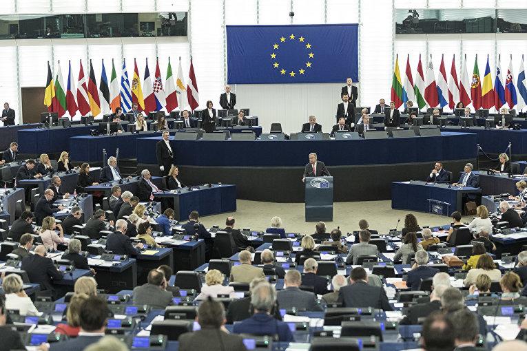В Страсбурге подписано соглашение о безвизовом режиме между ЕС и Украиной.