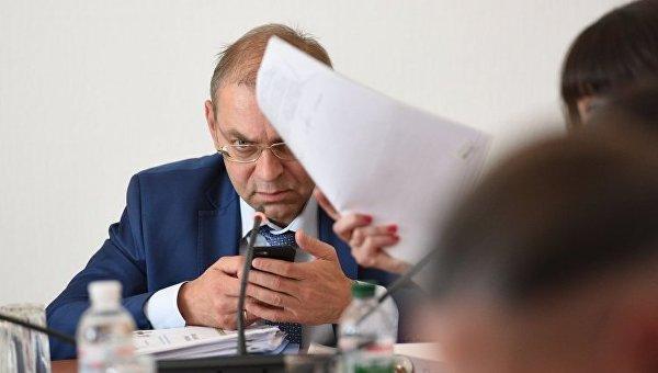 Нардеп Сергей Пашинский. Архивное фото