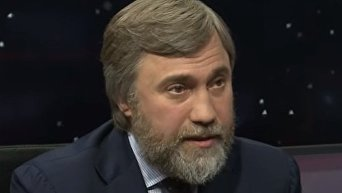 Вадим Новинский о дефиците пенсионного фонда. Видео