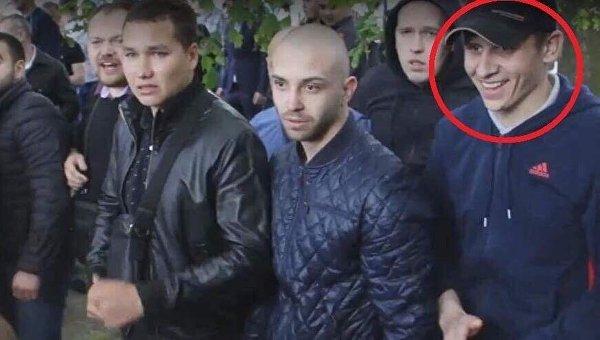 Задержан еще один участник массовых столкновений вДнепре 9мая