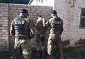 Задержание военнослужащего в Херсоне, продававшего оружие