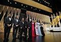 70-й Каннский кинофестиваль, церемония открытия и показ фильма Призраки Исмаила