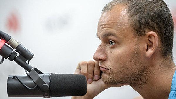 Эксперт общественной организации Слово идело, кандидат юридических наук Александр Москалюк. Архивное фото
