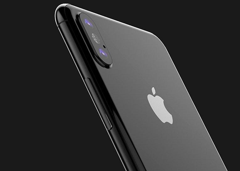 В сети появились новые фотографии iPhone 8