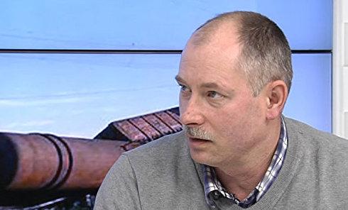 Олег Жданов. Архивное фото