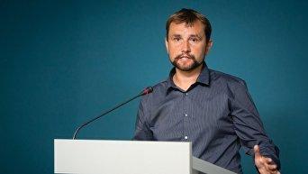 Владимир Вятрович. Архивное фото