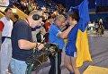 Чемпионка Европы по самбо украинка Анастасия Шевченко