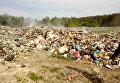 Львовский мусор в Житомирской области