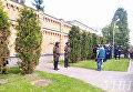 Пикет у дома Порошенко