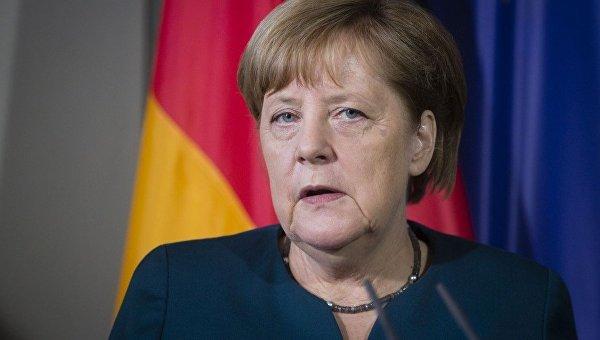 Меркель: Ватикан поддержал борьбу ФРГ за Парижское соглашение по климату