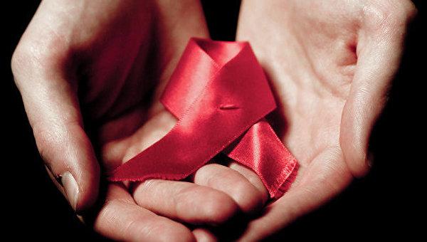 День памяти умерших от СПИДа.