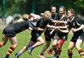 2-й тур чемпионата Украины по регби-7 среди женских команд во Львове