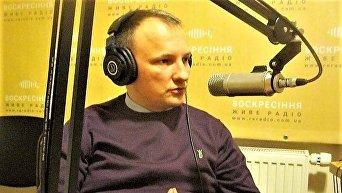 Политолог, историк Александр Палий
