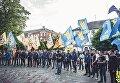 В Ковеле националисты провели Марш Героев