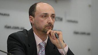 Политолог, эксперт Киевского Центра политических исследований и конфликтологии Денис Кирюхин