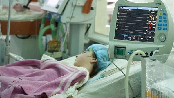 Кома ипереохлаждение— вКременчуге госпитализировали пьяную девочку