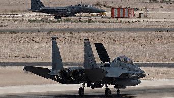 Можжевеловый сокол: учения ВВС Израиля и США