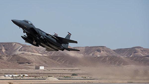 ВВС Израиля. Архивное фото