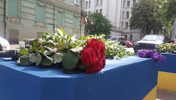 Впосольстве Англии  встолице Азербайджана  будет открыта книжка  соболезнований