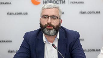 Заместитель председателя совета Ассоциации Земельный союз Украины Андрей Мартын