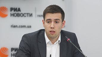 Эксперт Ассоциации Украинский клуб аграрного бизнеса по вопросам земельных отношений Роман Граб