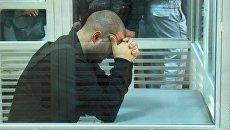 Подозреваемый в убийстве студентки в Одессе