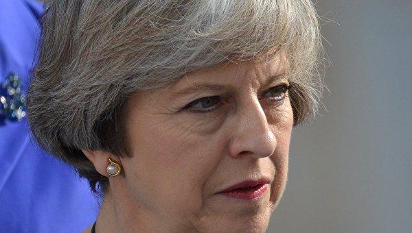 Премьер-министр Великобритании Тереза Мэй на неформальном саммите лидеров Евросоюза в столице Мальты Валетте