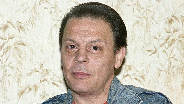 Театральный режиссер Александр Бурдонский