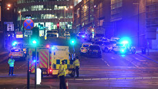 Ситуация в Манчестере после теракта