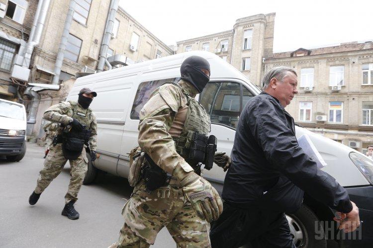 Прежний руководитель Дарницкой налоговой администрации вышел под залог— Дело экс-налоговиков