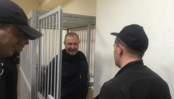 Экс-начальник налоговой Святошинского района Киева Юрий Мостипан