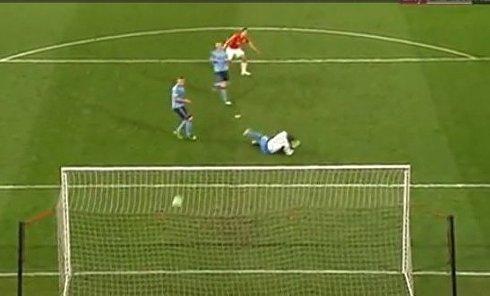 Финал Лиги Европы. Манчестер Юнайтед - Аякс. Видео