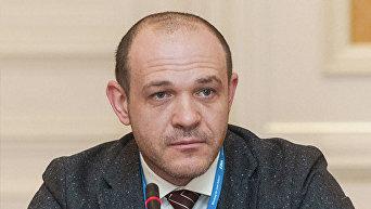 Cопредседатель таможенного комитета Европейской Бизнес Ассоциации Александр Лазарев. Архивное фото