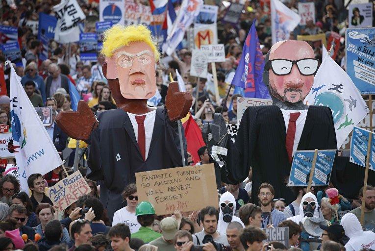 Image result for В Брюсселе против Трампа и НАТО
