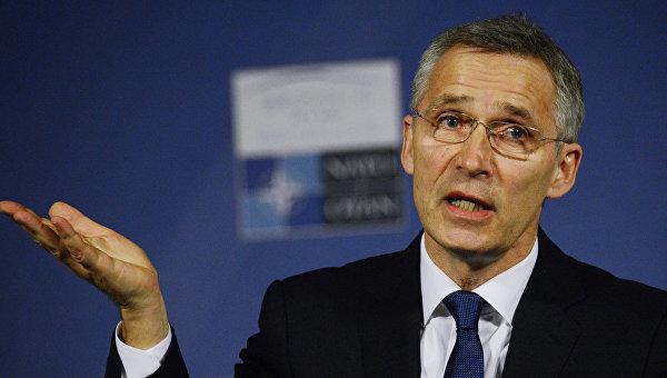 Йенс Столтенберг в преддверии саммита НАТО